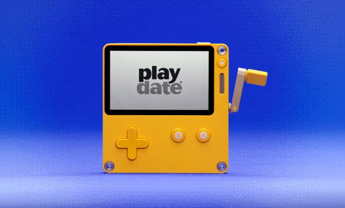 Panic sells its initial batch of 20,000 Playdate handhelds in under 20 minutes
